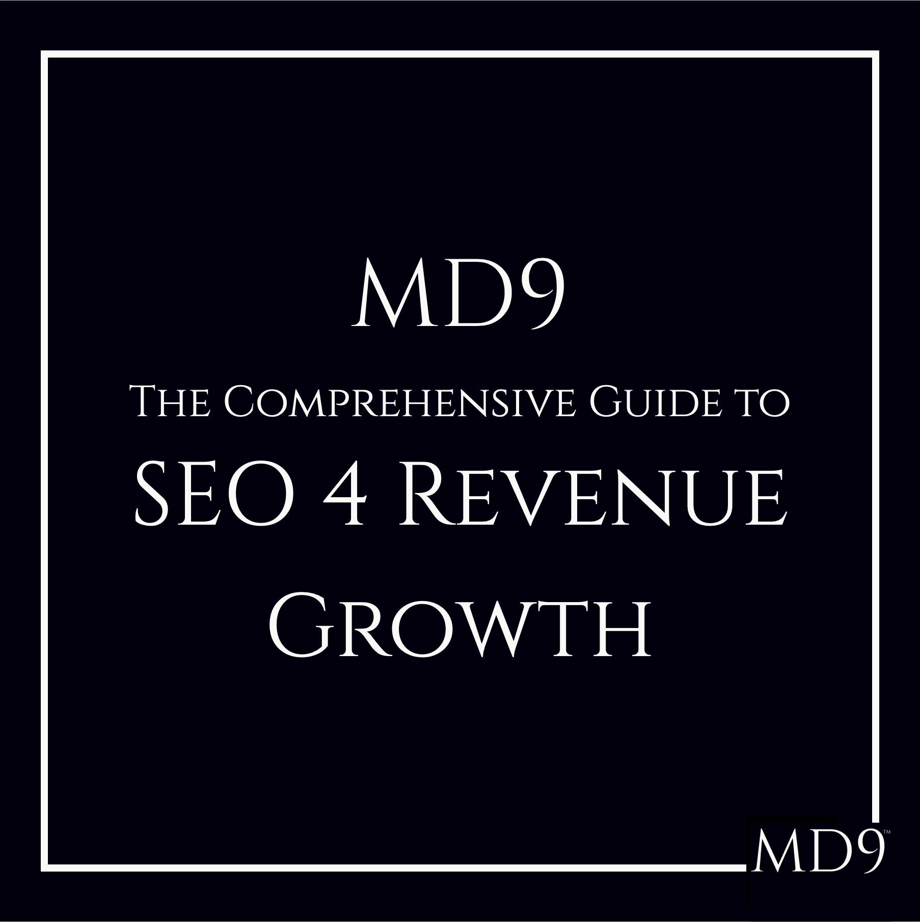 SEO 4 Revenue Growth